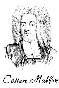 Cotton Mather was a Puritan minister in Boston, Massachusetts during the Colonial-era. Mather was an adviser to judges during the Salem witch trials.