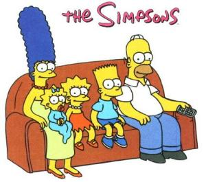 The Simpsons debuted on television in December 1989. (Technically, Matt Groening had some shorts on The Tracey Ullman Show two years earlier)