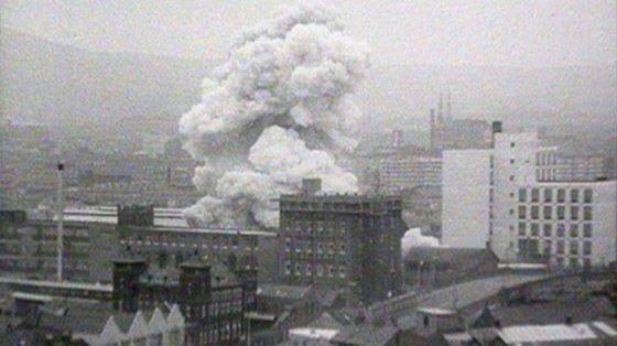 Bloody Friday, July 21, 1972 Belfast