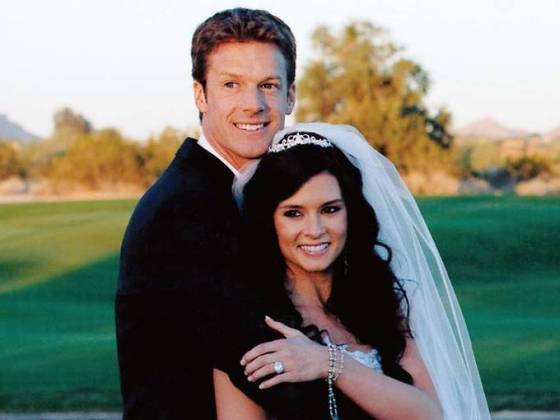 Danica Patrick wed Paul Hospenthal in 2005, three years after they met. She announced on her Facebook page Nov. 20 that they are divorcing.