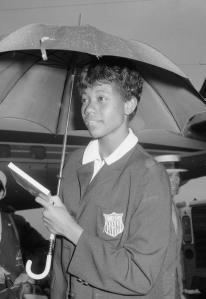 Wilma Rudolph 1960 Olympian